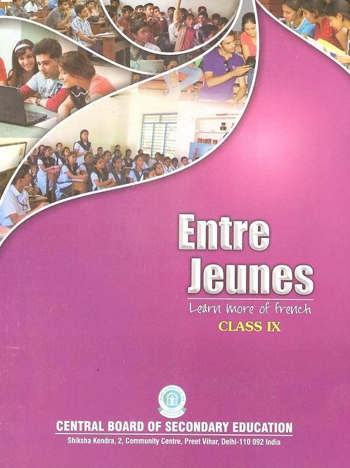 Entre Jeune - 1 (Grade-9 - CBSE)