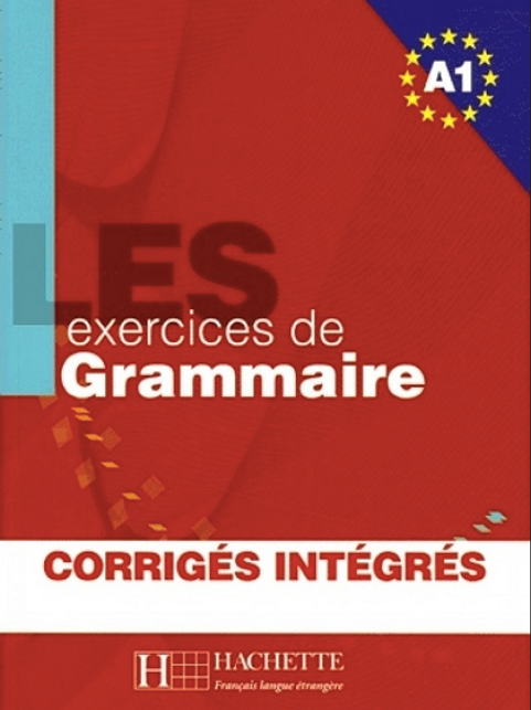 DELF A1 - exercise de Grammaire (with Corrections)