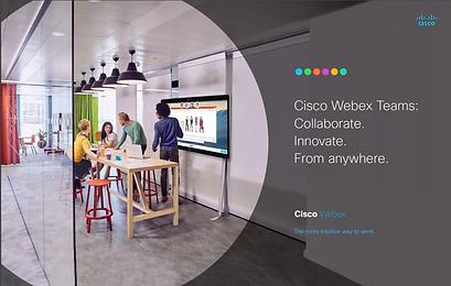 cisco webex teams, it consulting