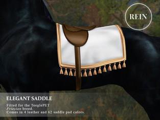 [REIN] Elegant Saddle