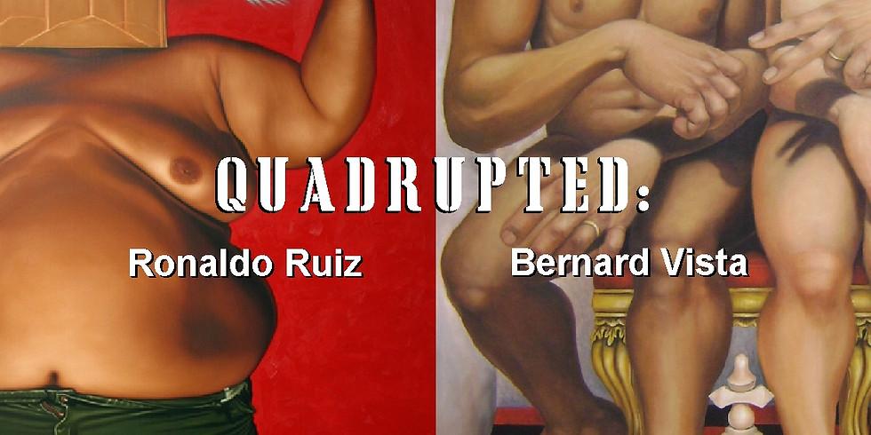 Quadrupted