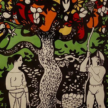 Harvesting Mangoes (Pag-ani ng Mangga)