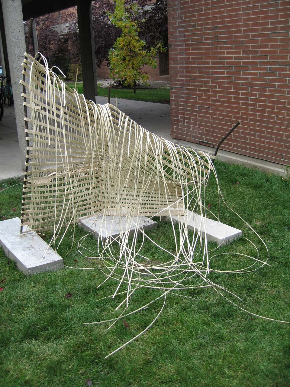 The Weaving Process