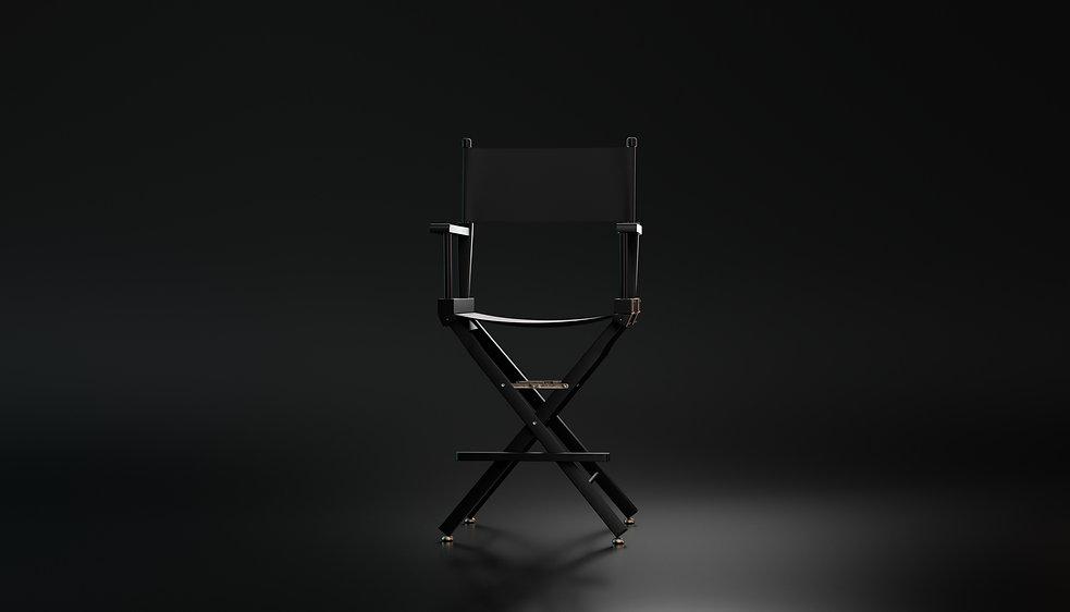 3d-rendering-Directors-chair-1051833704_