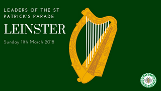 Announcement - Leaders of the St Patrick's Parade 2018