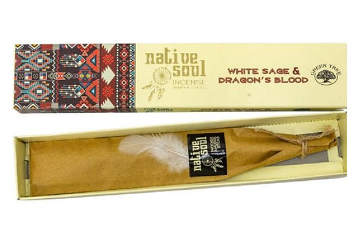 Native Soul Incense 15 grams