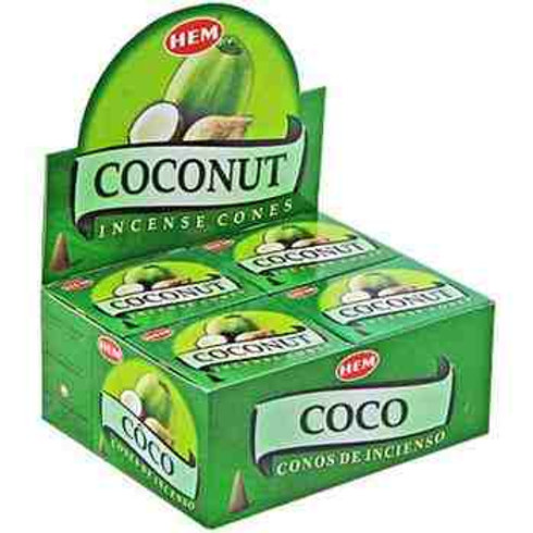 Hem Cones 10 cone box