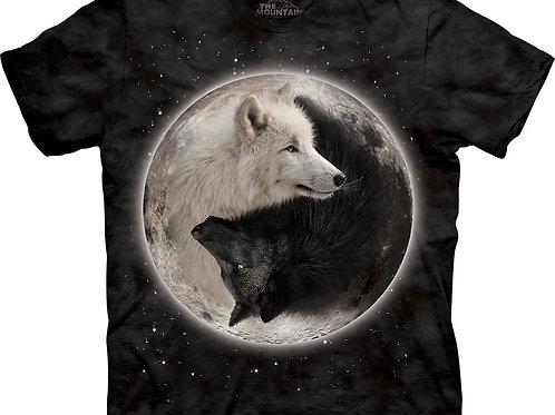 Yin Yang Wolves-Adult