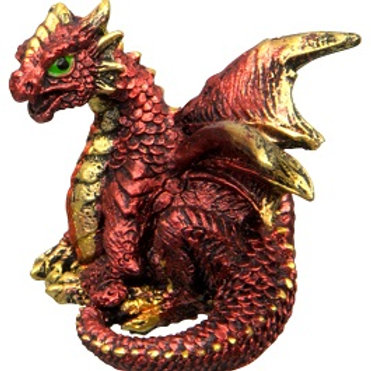 Little Red, Blue or Purple Dragons