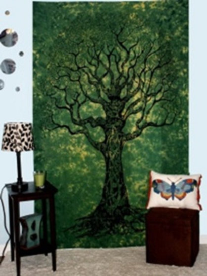 Tree Twin Tapestries