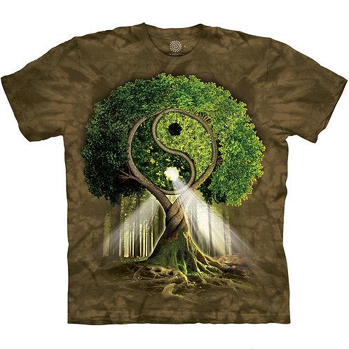 Yin Yang Tree-Adult