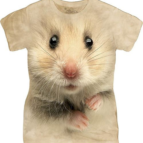 Hamster Face-Adult