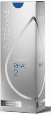 RHA 2. 2 Jer. de 1 ml. Líneas Medias