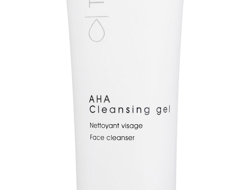 AHA CLEANSING GEL  150 ML. Hidratación, Exfoliación y Dermolimpieza Facial.