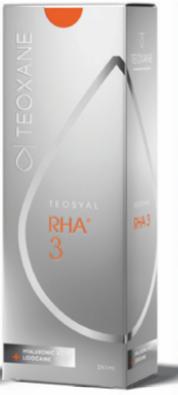 RHA 3. 2 Jer. de 1 ml. Líneas Profundas
