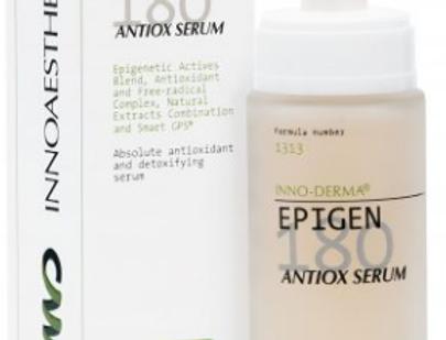 EPIGEN 180 ANTIOX SERUM 30 ML. Protección/Reparación Envejecimiento y Oxidación