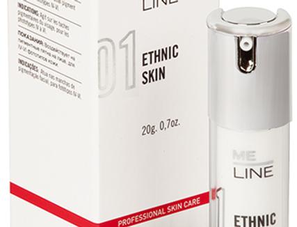 01 ETHNIC SKIN. Crema de Dermoabrasión Química para Pieles Fototipo IV-VI