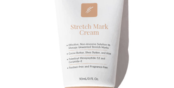 REJUVASKIN STRETCH MARK CREAM 90 ML. Mejora/ Previene Apariencia Estrías