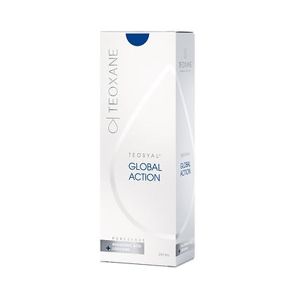 (12+5) GLOBAL ACTION PURE SENSE (CON LIDOCAÍNA). 2 Jer. de 1 ml. Líneas Medias