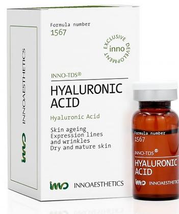 ÁCIDO HIALURÓNICO 1.25% 10 ML