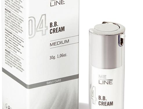 04 BB CREAM MEDIUM. Crema de Protección y Corrección Solar SPF 30+ Pieles Oscura