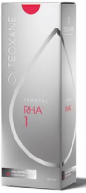 RHA 1. 2 Jer. de 1 ml. Periorbiculares y Peribucal