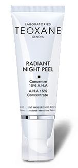 RADIANT NIGHT PEEL 40 ML. Concentrado AHA 15%
