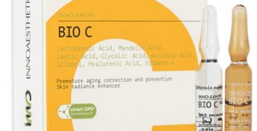 LACTOBIO C - BIO C AMP 5ML x 2. Envejecimiento Cutáneo y Luminosidad