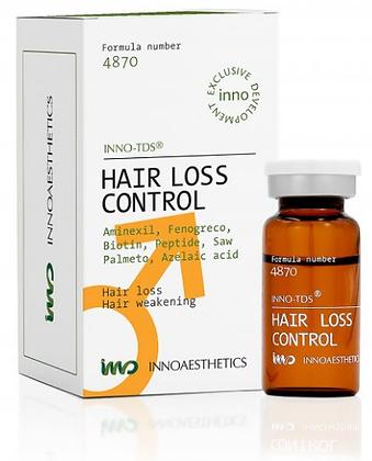 HAIR LOSS CONTROL 10 ML. Crecimiento Capilar