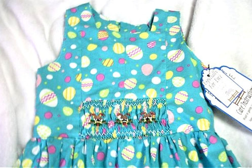 Girls Jumper with Rabbits, Size 8
