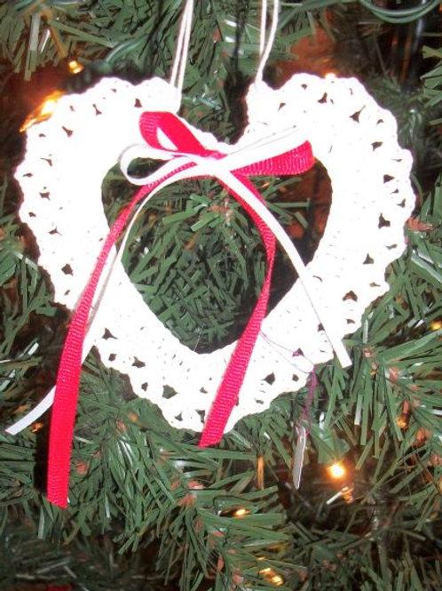 Victoria Heart Ornament