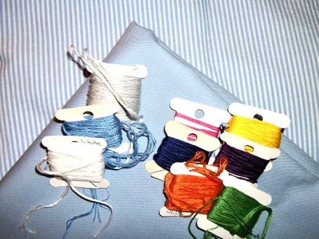 New Fabric!!!