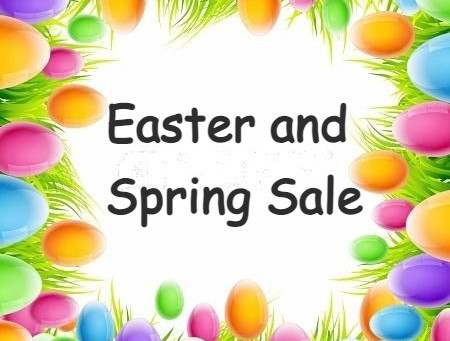 Easter and Spring Sale