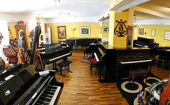 Piano & Art Galerie, Piano-Geschäft, Ungarstrasse 22