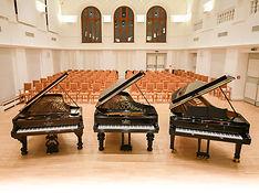 Originale Meisterstücke, Ohrenschmaus & Augenweide, Antique Pianos, Historische Klaviere, Unique Piano