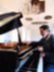 Klavierstimmen, Stimmung - Lawrence Bajorek