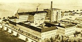 Alten Fabrik Petrof Hradec Králové (Königgrätz)