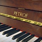 Petrof P 118 M1, P1 und G2 - Detail