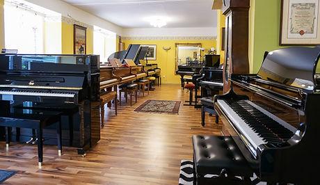 Piano & Art Galerie, Piano & Flügel Geschäft, Klavierverkauf, Klaviermiete, Service, Reparatur, Retaurierung, Stimmung,