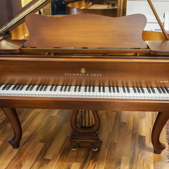 Steinway & Sons Mod. O Chippendale
