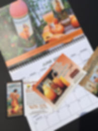 Calendar and Marketing Cards.JPG