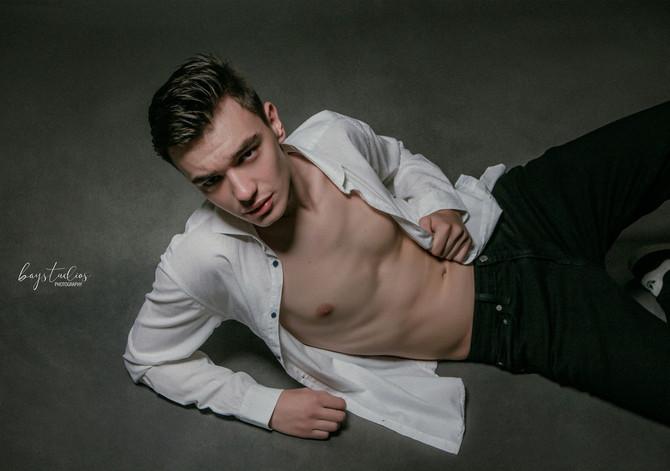 Sedcard Shooting für Models