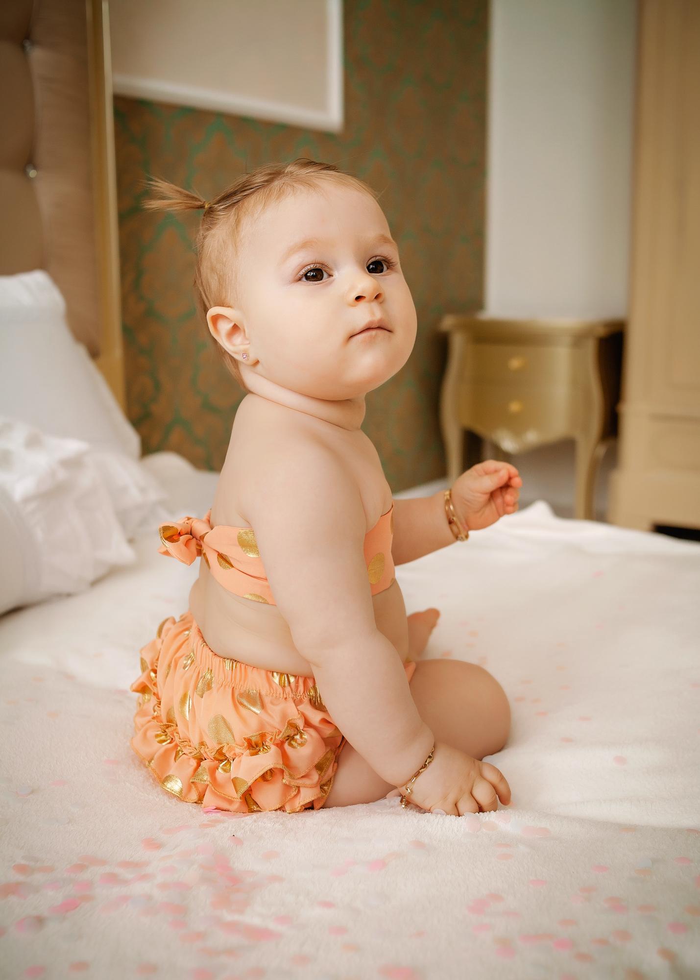 Baby Fotografie, Milestone Fotos