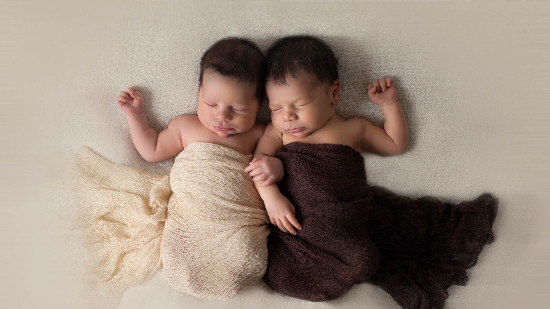 Unentschlossene Zwillinge