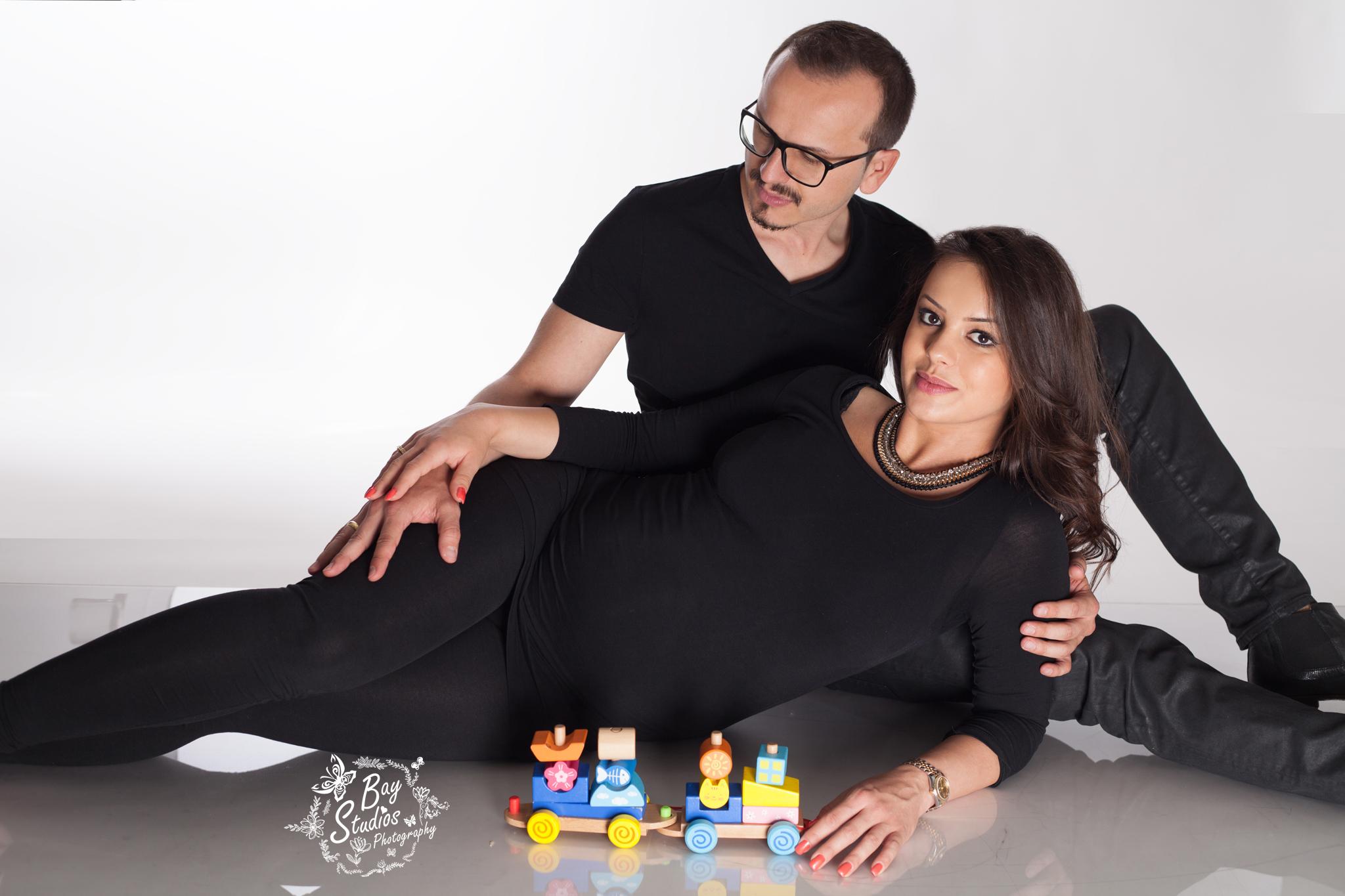 Schwangerschaftsfotografie Zürich
