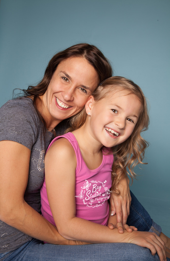 I loved this Mummy - Daughter Shooting