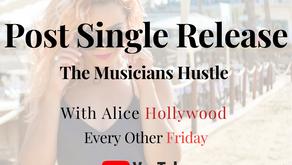 Post Single Release - The Musicians Hustle