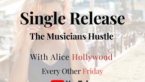 Single Launch Day - Musicians Hustle