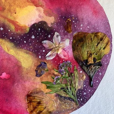 Cosmic Flower - Pink