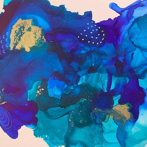 Turquoise & Aquamarine